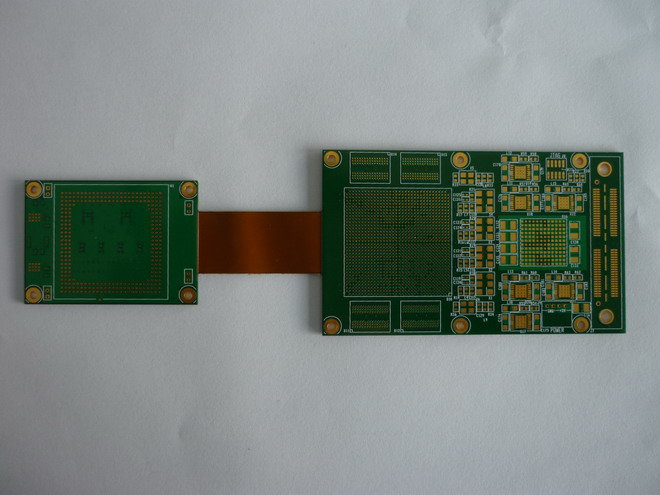 Rigid-Flex PCB No.3