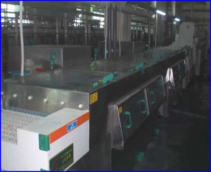 Automatic Etching Line