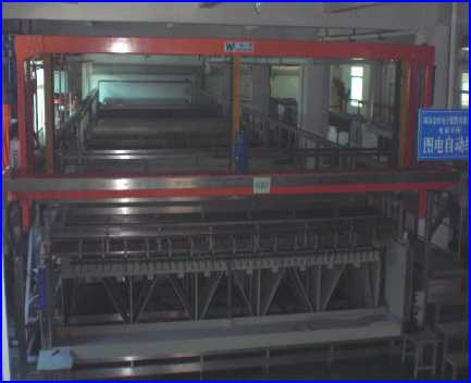 Automatic Pattern Plating Line