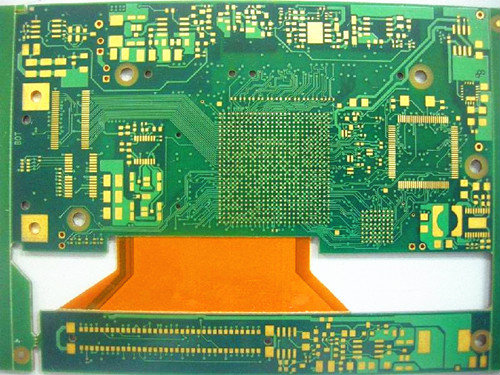 Rigid-Flex PCB No.1
